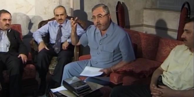 مجموعة من الأطباء السوريين في اجتماع حول الحجامة